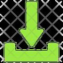 Download Arrow Arrow Downward Arrow Icon