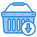 Download Basket Icon