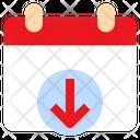 Download Agenda Calendar Icon