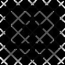 Network Download Arrow Icon