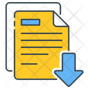 Download Document Document File Icon