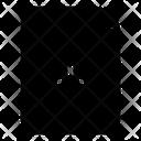 File Download Arrow Icon