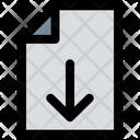 Download File Contract File Icon