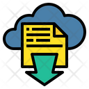 Download File Download Cloud Icon