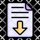Download File Download File Icon