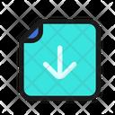 Download Restore Import Icon
