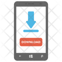 Download File Mobile Icon