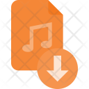 Download Audio File Icon