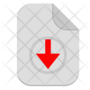 Download Arrow Bottom Icon