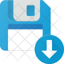 Download Floppy Data Icon