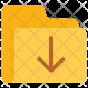 Download Folder Data Icon