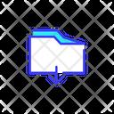 Download Folder Folder Download Icon