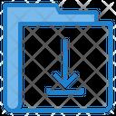 Download Folder Downloads Icon