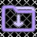 Download Folder Icon