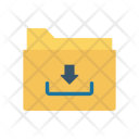 Download Folder Archive Icon
