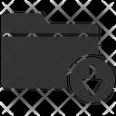 Download Move Archive Icon