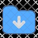 Download Folder Folder Archive Icon