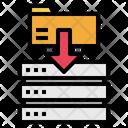 File Download Server Icon