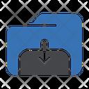 Download Folder Save Folder Download Icon