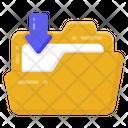 Download Folder Download File Download Document Icon