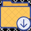 Download Files Folder Icon