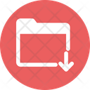 Documents Download Files Icon