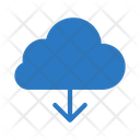 Download Save Cloud Icon