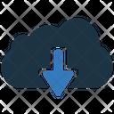 Cloud Icon Vector Icon