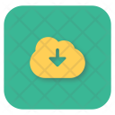 Download Cloud Interface Icon