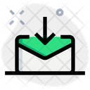 Download From Email Icon