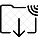 Download From Ftp Icon