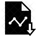 Download graph Icon