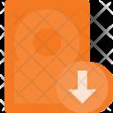 Download Storage Hard Icon
