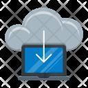 Download Information Storage Icon