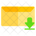 Download Upload Mail Icon