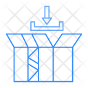 Parcel Download Package Icon