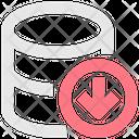 Download Server Data Icon