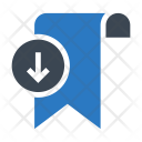 Download Tag Icon