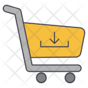 Download to Cart Icon