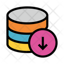Download To Database Icon