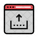 Download Webpage Icon