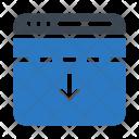 Arrow Download Online Icon