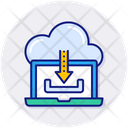 Downloading Cloud Driver Icon