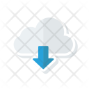 Downolad from Cloud Icon