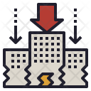 Downsizing Company Icon