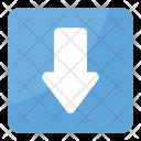 Downwards Arrow Icon