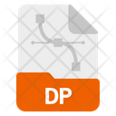 Dp file Icon