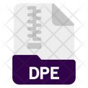 Dpe file Icon