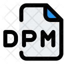 Dpm File Icon