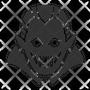 Dracula Vampire Nosferatu Icon